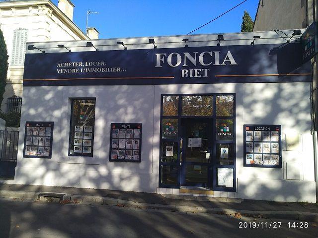 Agence immobilière FONCIA Biet - FONCIA Transaction Bouches-du-Rhône