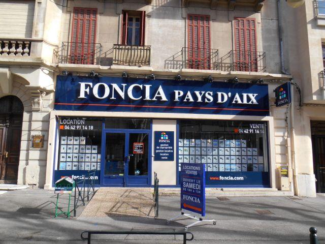 Agence immobilière FONCIA Pays d'Aix - FONCIA Transaction Bouches-du-Rhône