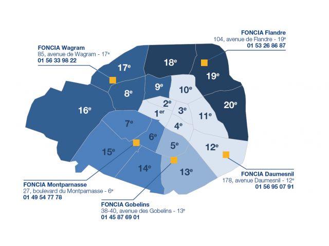 Agence immobilière FONCIA Daumesnil - FONCIA Transaction Paris