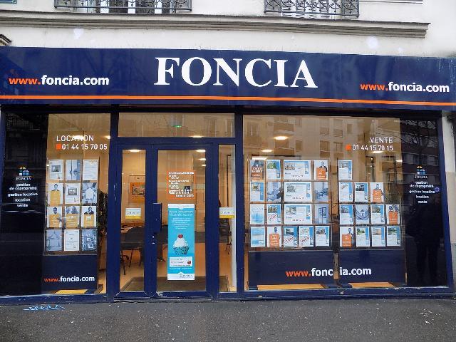 Agence immobilière FONCIA Lutèce - FONCIA Transaction Paris