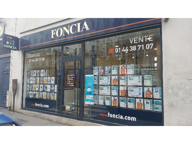 Agence immobilière FONCIA Location Rive Gauche - FONCIA Transaction Paris