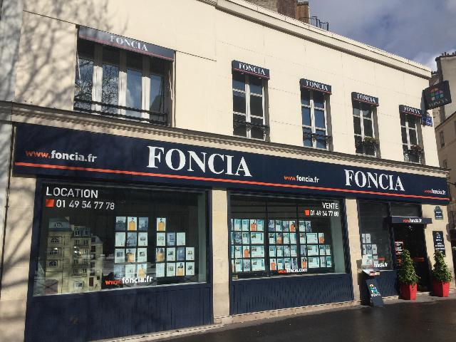 Agence immobili re paris 6 me 75006 foncia montparnasse for Agence immobiliere 78
