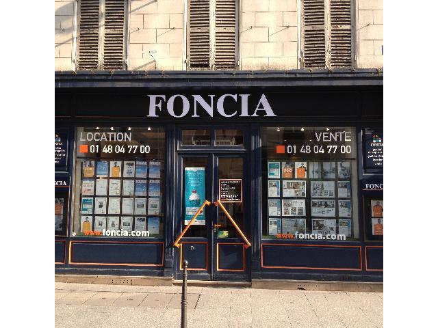 Agence immobilière FONCIA Gobelins - FONCIA Transaction Paris