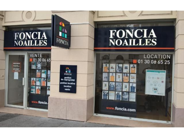 Agence immobilière FONCIA Poissy Noailles - FONCIA Transaction Yvelines