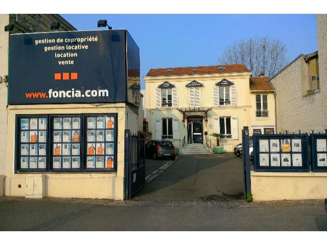 Agence immobili re chatou 78400 foncia renoir 1 avenue for Agence immobiliere i