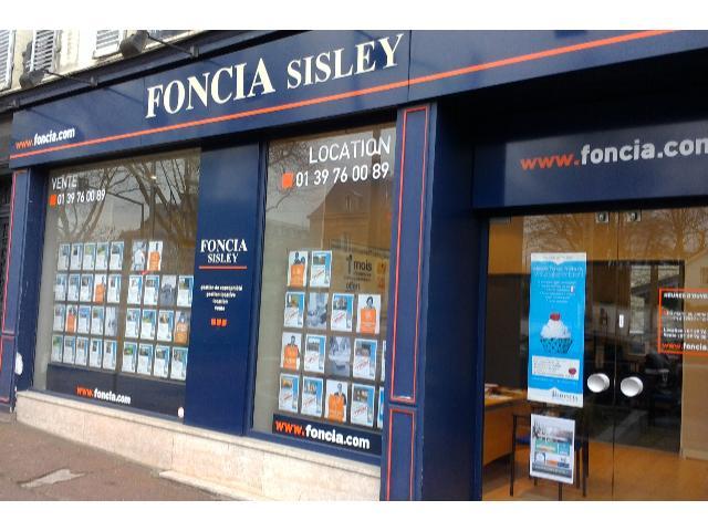 Agence immobilière FONCIA Sisley - FONCIA Transaction Yvelines