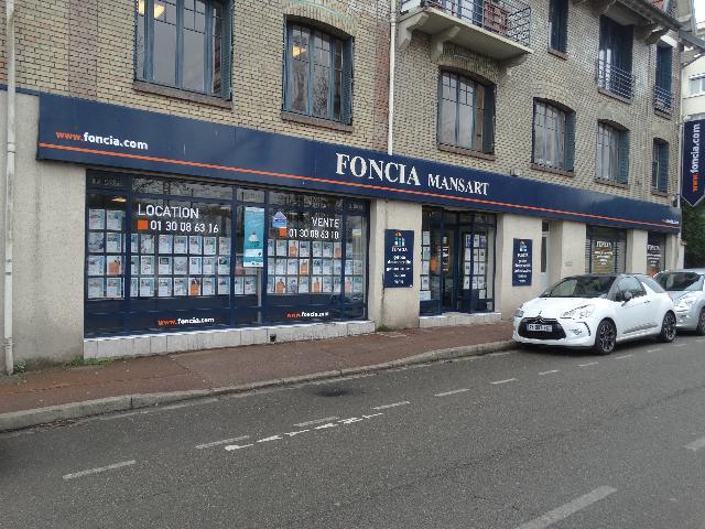 Agence immobilière FONCIA Mansart - FONCIA Transaction Yvelines