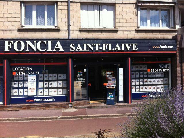 Agence immobilière FONCIA Saint-Flaive - FONCIA Transaction Val-d'Oise