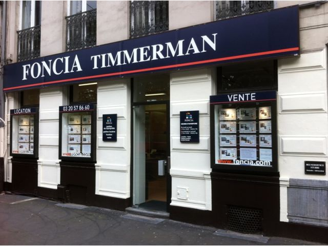 Agence immobilière FONCIA Transaction Lille Timmerman - FONCIA Transaction Nord
