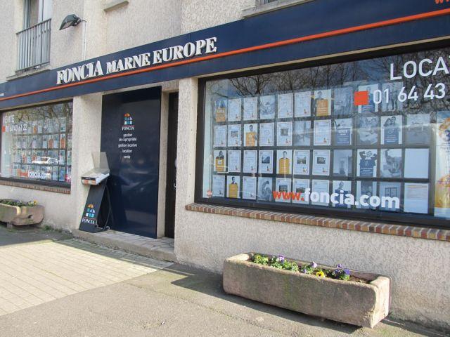 Agence immobilière FONCIA Marne Europe - FONCIA Transaction Seine-et-Marne