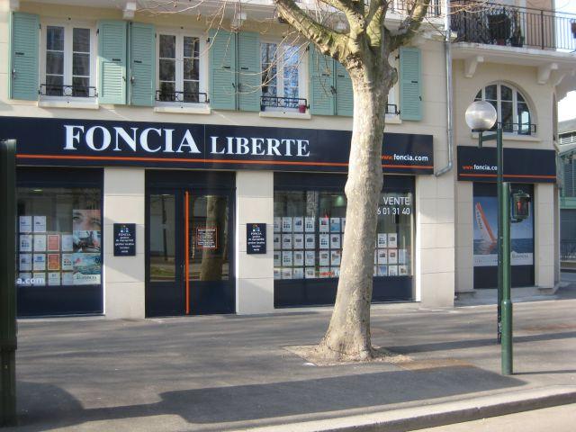 Agence immobilière FONCIA Liberté - FONCIA Transaction Hauts-de-Seine