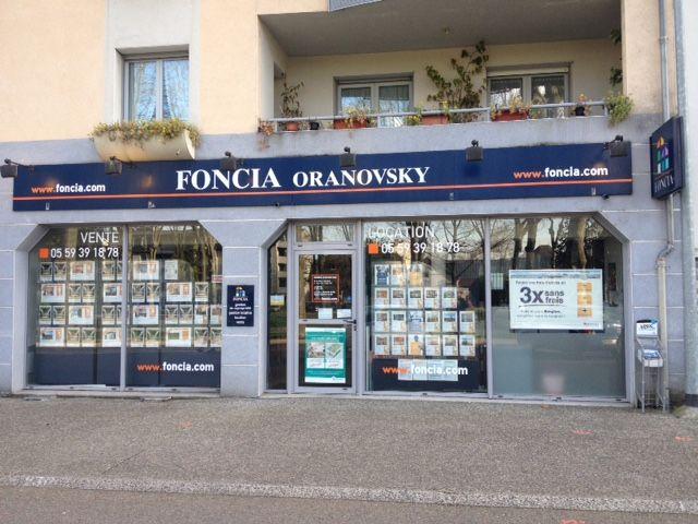 Agence immobilière FONCIA Oranovsky - FONCIA Transaction Pyrénées-Atlantiques