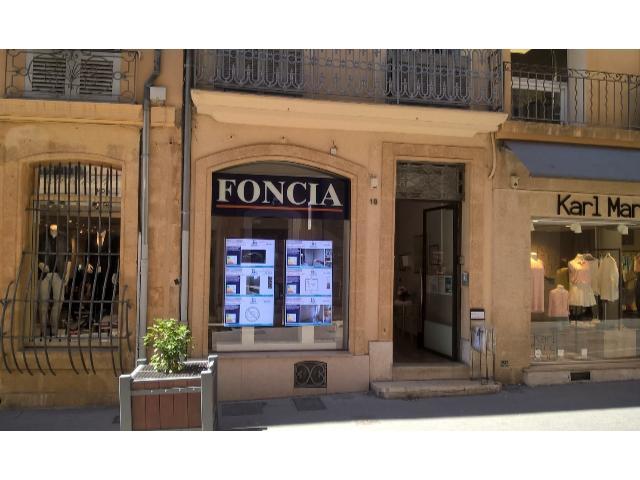 Agence immobilière FONCIA Transaction Aix Anastasiou - FONCIA Transaction Bouches-du-Rhône