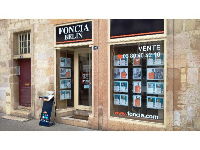 Agence immobilière FONCIA Belin - FONCIA Transaction Côte-d'Or