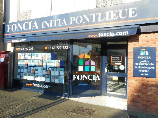 Agence immobilière FONCIA Initia Pontlieue - le Mans - FONCIA Transaction Sarthe