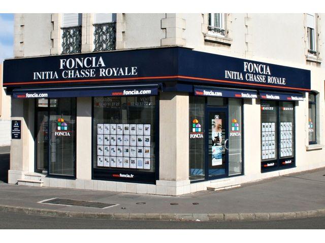 Agence immobilière FONCIA Initia Chasse Royale - le Mans - FONCIA Transaction Sarthe