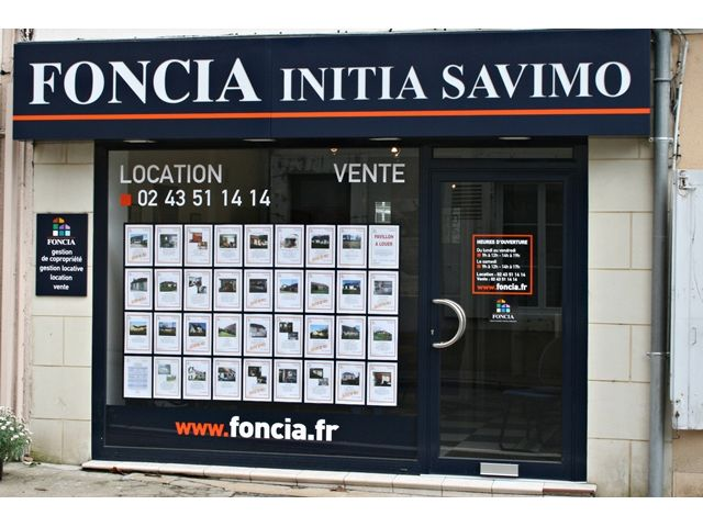 Agence immobilière FONCIA Initia Savigné l'EvêQue - FONCIA Transaction Sarthe