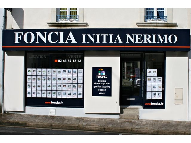 Agence immobilière FONCIA Initia Connérré - FONCIA Transaction Sarthe