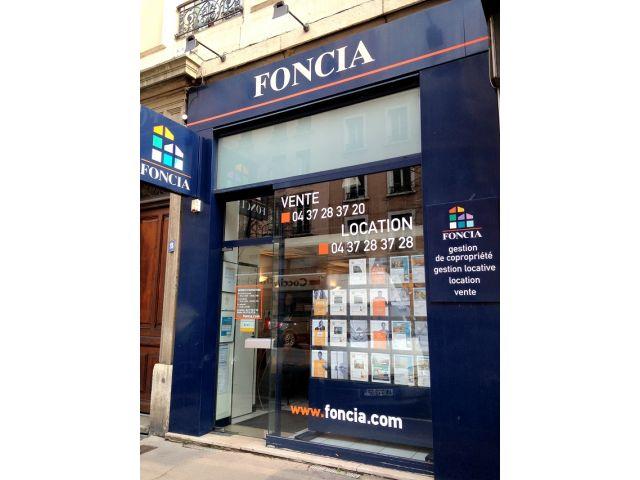 Agence immobilière FONCIA Lyon - FONCIA Transaction Rhône