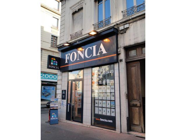 Agence immobilière FONCIA Lyon - Villeurbanne - FONCIA Transaction Rhône
