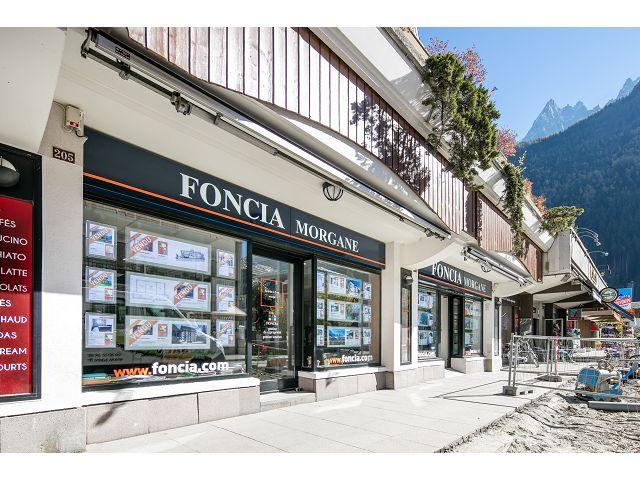 Agence immobilière FONCIA Transaction Chamonix - FONCIA Transaction Haute-Savoie