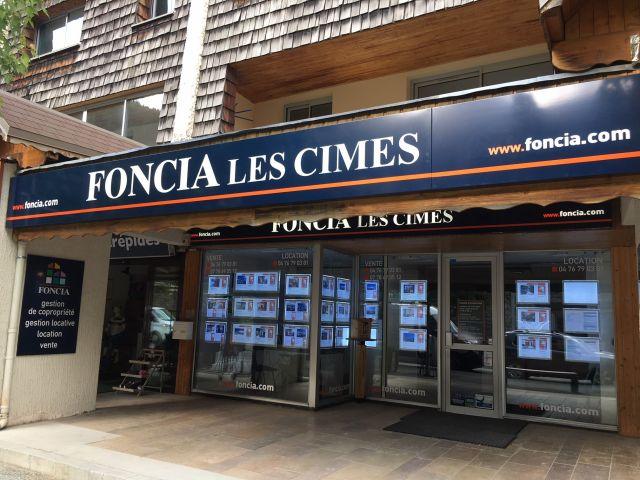 Agence immobilière FONCIA Alpes Dauphiné - Les Cimes - FONCIA Transaction Isère