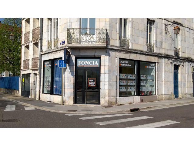 Agence immobilière FONCIA Alsace - FONCIA Transaction Doubs