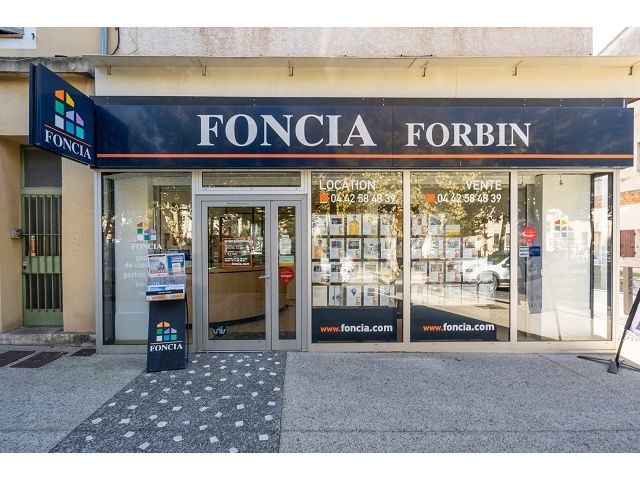 Agence immobilière FONCIA Forbin - FONCIA Transaction Bouches-du-Rhône