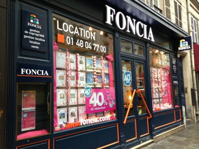 Agence immobilière FONCIA Rambuteau - FONCIA Transaction Paris