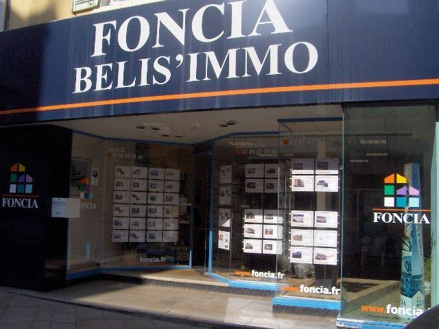 Agence immobilière FONCIA Belis'Immo - FONCIA Transaction Saône-et-Loire
