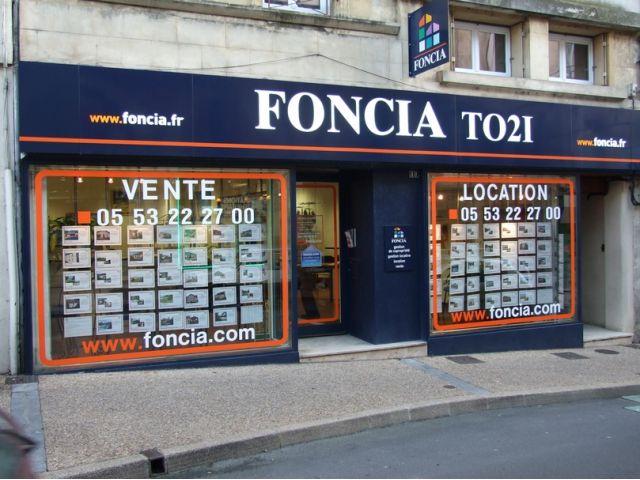 Agence immobilière FONCIA To2i - FONCIA Transaction Dordogne