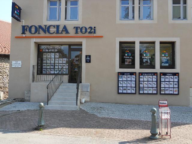 Agence immobilière FONCIA To2i - FONCIA Transaction Jura