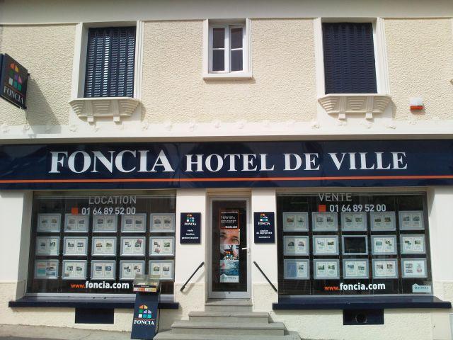 Agence immobilière FONCIA Hotel de Ville - FONCIA Transaction Seine-et-Marne