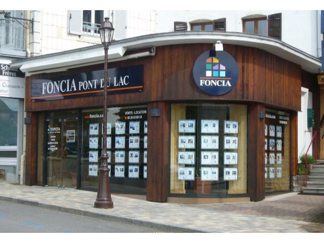 Agence immobilière FONCIA Pont du Lac - FONCIA Transaction Vosges