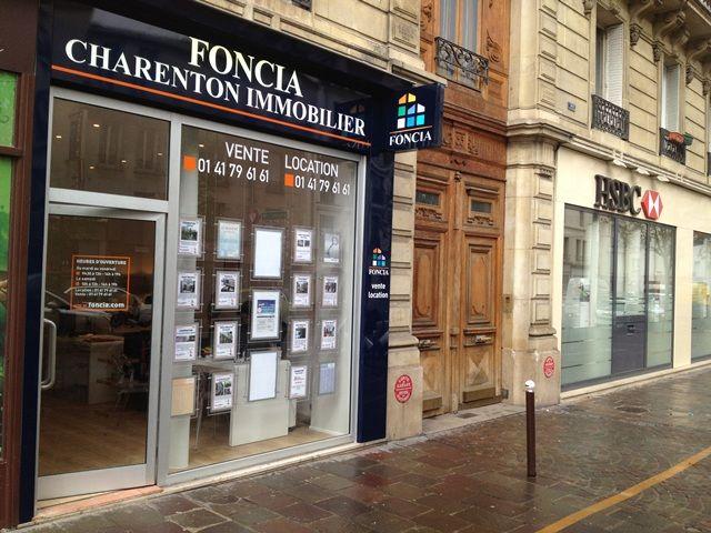 Agence immobilière FONCIA Charenton Immobilier - FONCIA Transaction Val-de-Marne