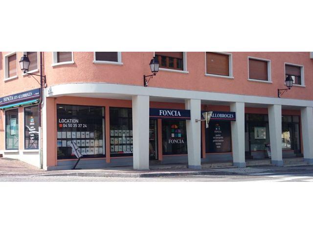 Agence immobilière Agence FONCIA Vente/achat Immobilier Saint-Julien-En-Genevois Général Pacthod - FONCIA Transaction Haute-Savoie