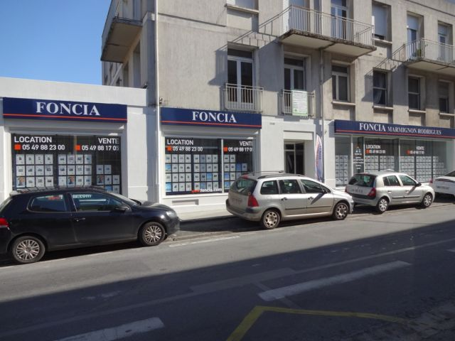 Agence immobilière Agence FONCIA Vente/achat Immobilier Poitiers Henri Pétonnet - FONCIA Transaction Vienne