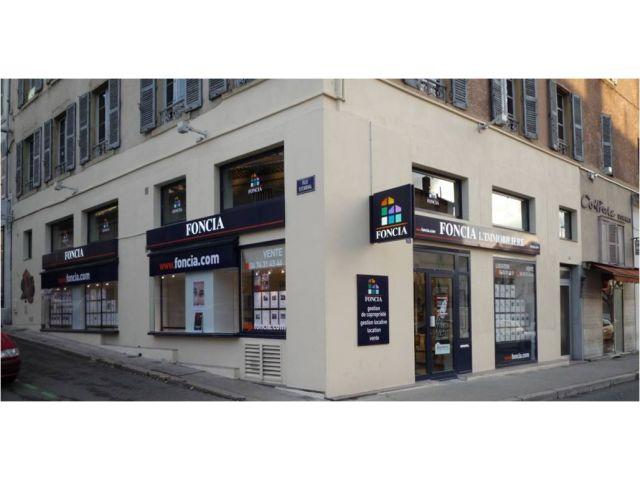 Agence immobilière Agence FONCIA Vente/achat Immobilier Vienne Romestang - FONCIA Transaction Isère