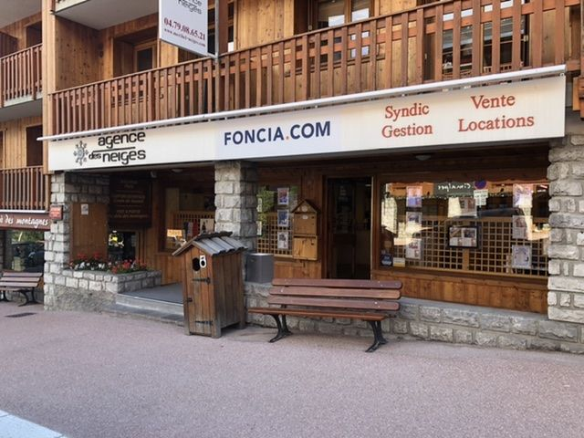 Agence immobilière FONCIA Meribel Agence Des Neiges - FONCIA Transaction Savoie
