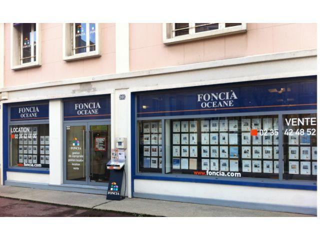 Agence immobilière Agence FONCIA Vente/achat Immobilier le Havre Bernardin de Saint Pierre - FONCIA Transaction Seine-Maritime