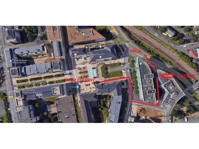 Agence immobilière FONCIA Syndic, Gestion Locative et Location Orleans Pierre-Gilles de Gennes - FONCIA Transaction Loiret
