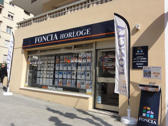 Agence immobilière FONCIA Nice - FONCIA Transaction Alpes-Maritimes
