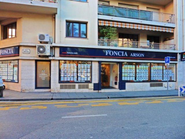 Agence immobilière FONCIA Transaction Nice Arson - FONCIA Transaction Alpes-Maritimes