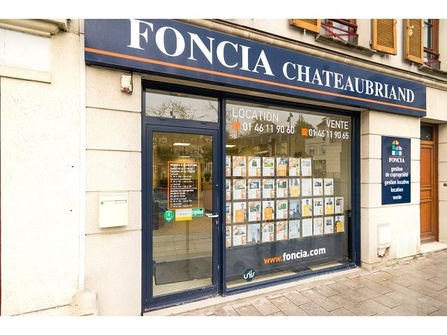 Agence immobilière FONCIA Transaction Châtenay Malabry - FONCIA Transaction Hauts-de-Seine