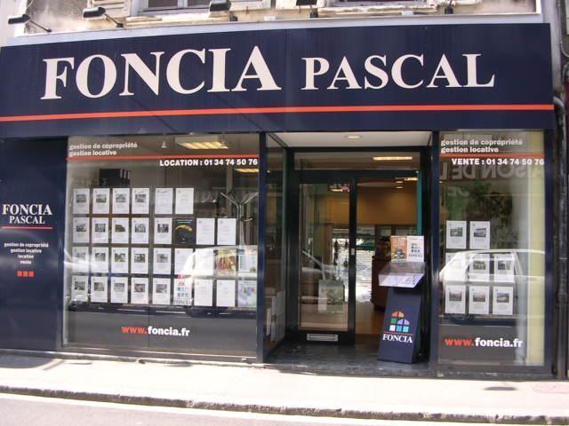 Agence immobilière FONCIA Pascal - FONCIA Transaction Yvelines