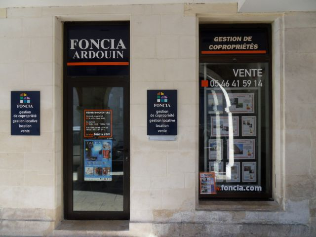 Agence immobilière FONCIA Syndic, Gestion Locative et Location la Rochelle Dupaty - FONCIA Transaction Charente-Maritime