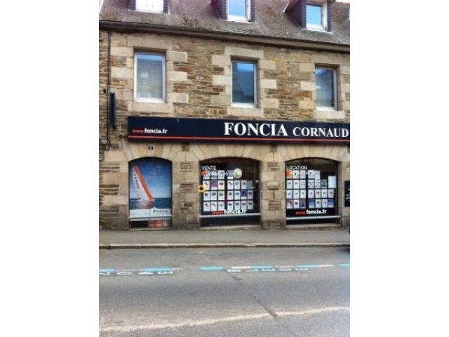 Agence immobilière FONCIA Syndic, Gestion Locative et Location Lannion Ernest Renan - FONCIA Transaction Côtes-d'Armor