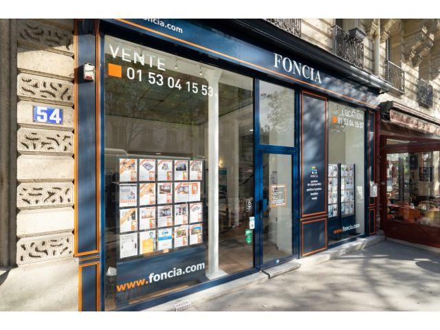 Agence immobilière FONCIA Transaction Paris Netter - FONCIA Transaction Paris