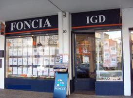 Agence immobilière Agence FONCIA Vente/achat Immobilier Firminy Jean Jaurès - FONCIA Transaction Loire