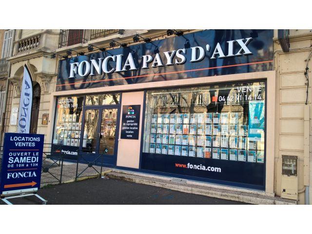 Agence immobilière FONCIA Transaction Aix-En-Provence - FONCIA Transaction Bouches-du-Rhône